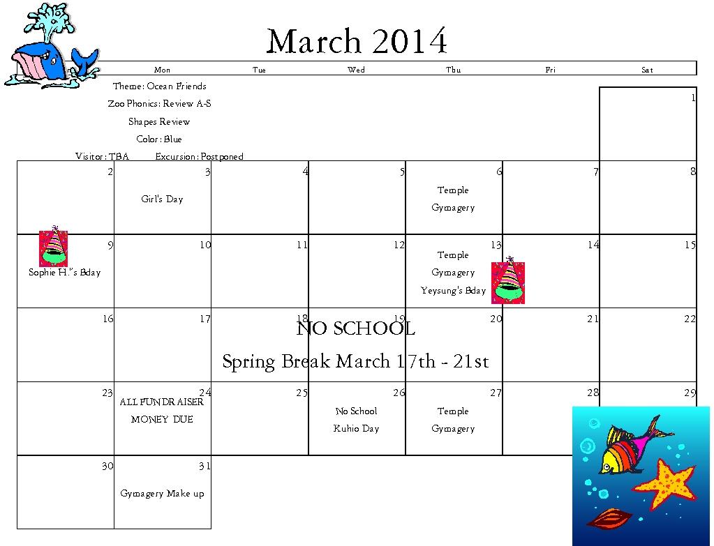 April Calendar Preschool : April traceable calendar search results